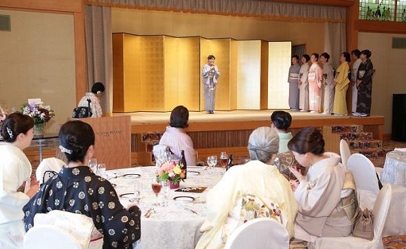 10周年・野田淳子さん・波頭文様の着物・熨斗の刺繍帯_f0181251_17183424.jpg