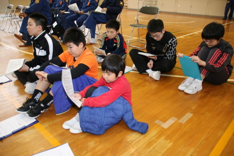 休屋・宇樽部地区の自主防災組織らが避難訓練を実施しました_f0237658_11515726.jpg