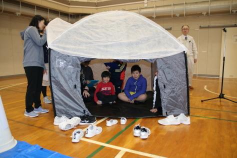 休屋・宇樽部地区の自主防災組織らが避難訓練を実施しました_f0237658_11531285.jpg