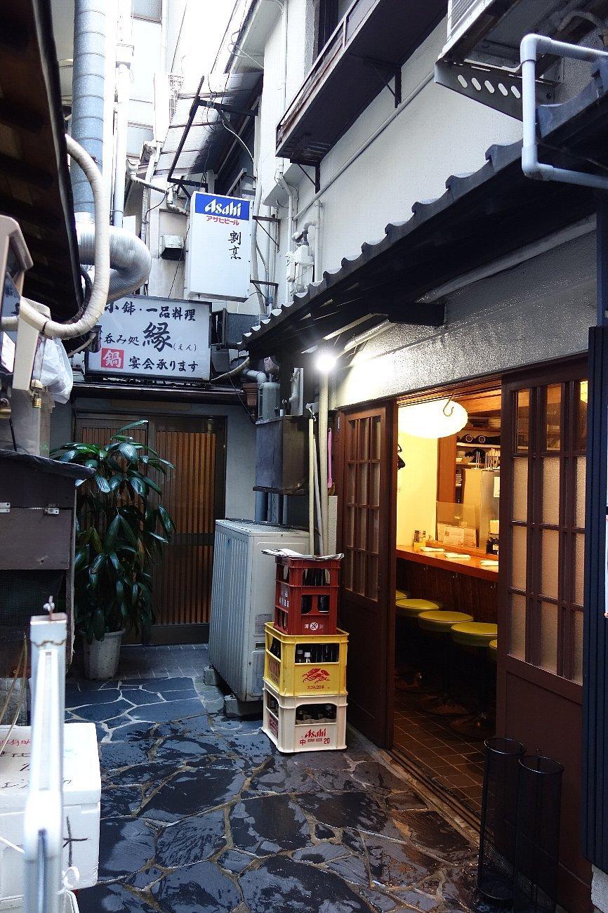 曽根崎お初天神通り_c0112559_08423755.jpg