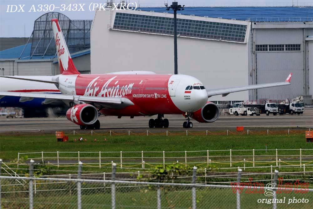 '18年 成田空港レポート ・・・ IDX/PK-XRC_f0352866_22223789.jpg