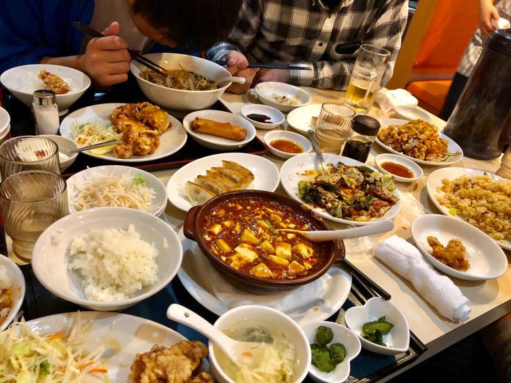 テーブルいっぱいのご馳走!!_e0107171_09194513.jpg