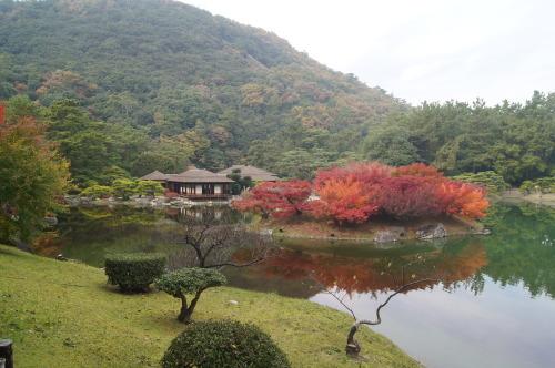 栗林公園 2_e0181373_20165844.jpg