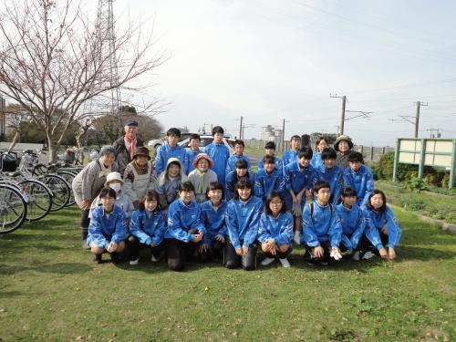 城西中学校の皆さんが参加され市民活動体験会が行われました_d0257693_09530228.jpg