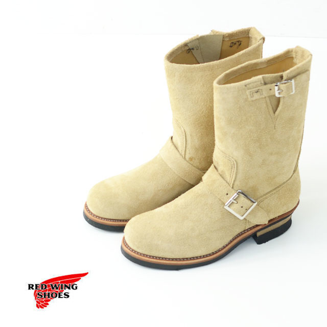 "RED WING[レッド・ウィング] 11""ENGINEER BOOTS (Steel-Toe) \""Stovepipe\"" [style No.9269] [エンジニアブーツ] MEN\'S_f0051306_17393150.jpg"