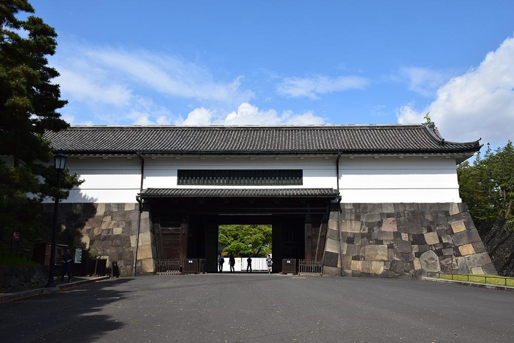 江戸城を歩く。 その3 「桜田門」_e0158128_16581723.jpg