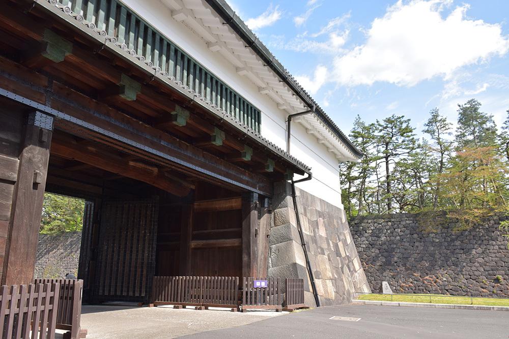 江戸城を歩く。 その3 「桜田門」_e0158128_16582106.jpg