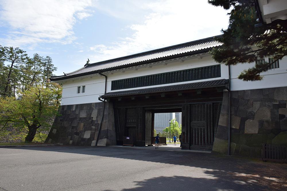 江戸城を歩く。 その3 「桜田門」_e0158128_16582726.jpg