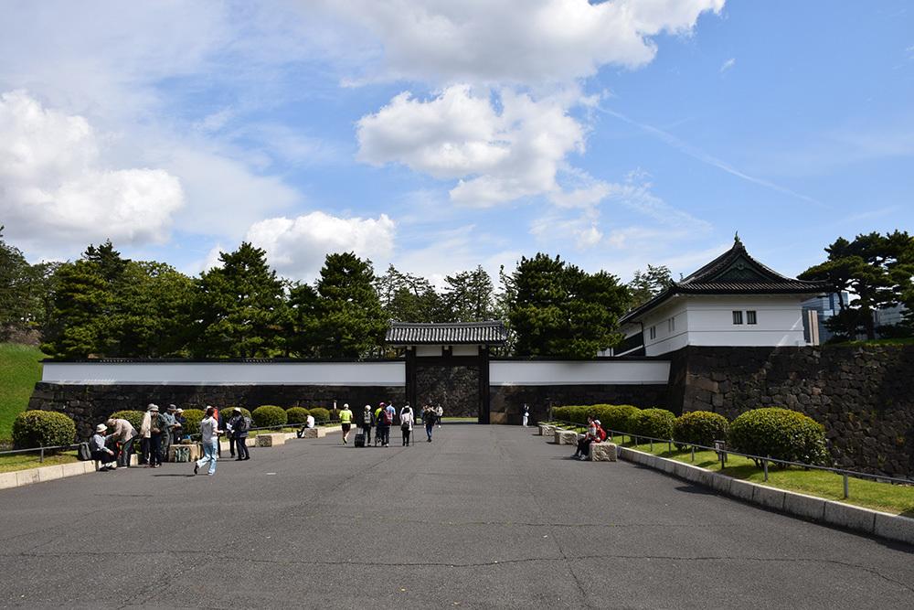 江戸城を歩く。 その3 「桜田門」_e0158128_17032679.jpg