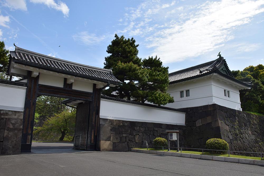 江戸城を歩く。 その3 「桜田門」_e0158128_17033687.jpg