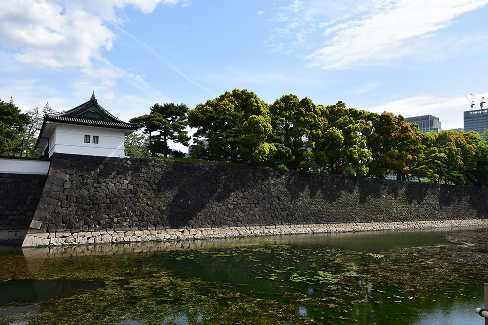 江戸城を歩く。 その3 「桜田門」_e0158128_17081731.jpg