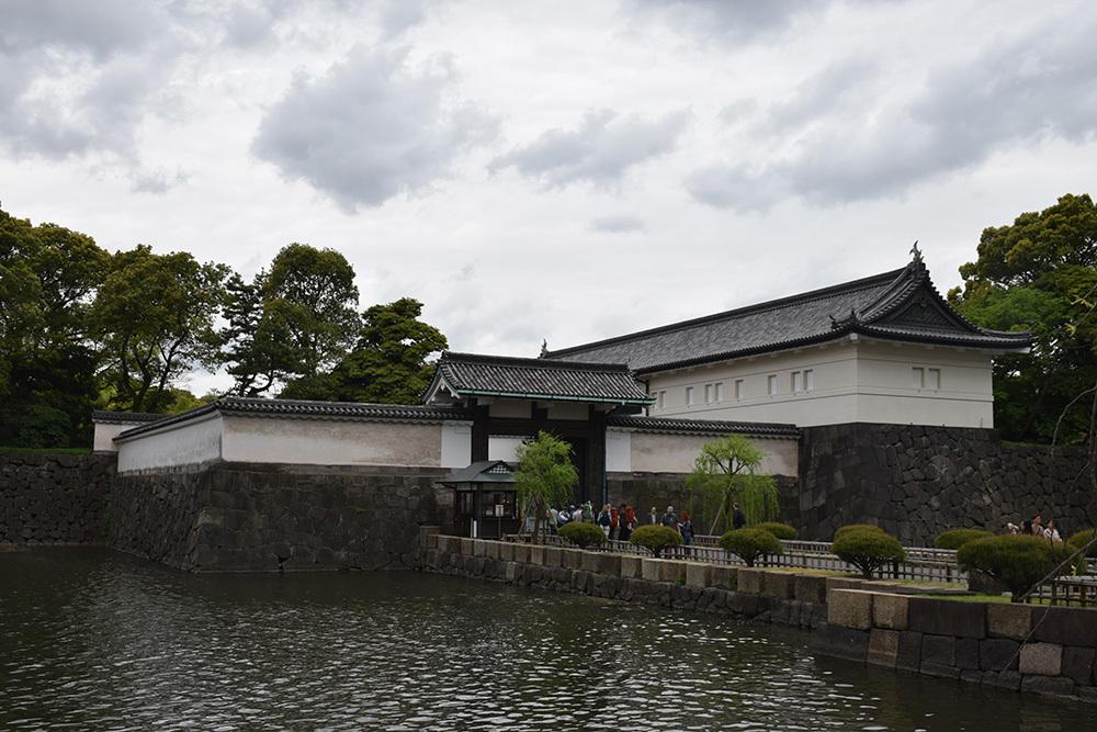 江戸城を歩く。 その5 「三ノ丸~二の丸」_e0158128_18140527.jpg