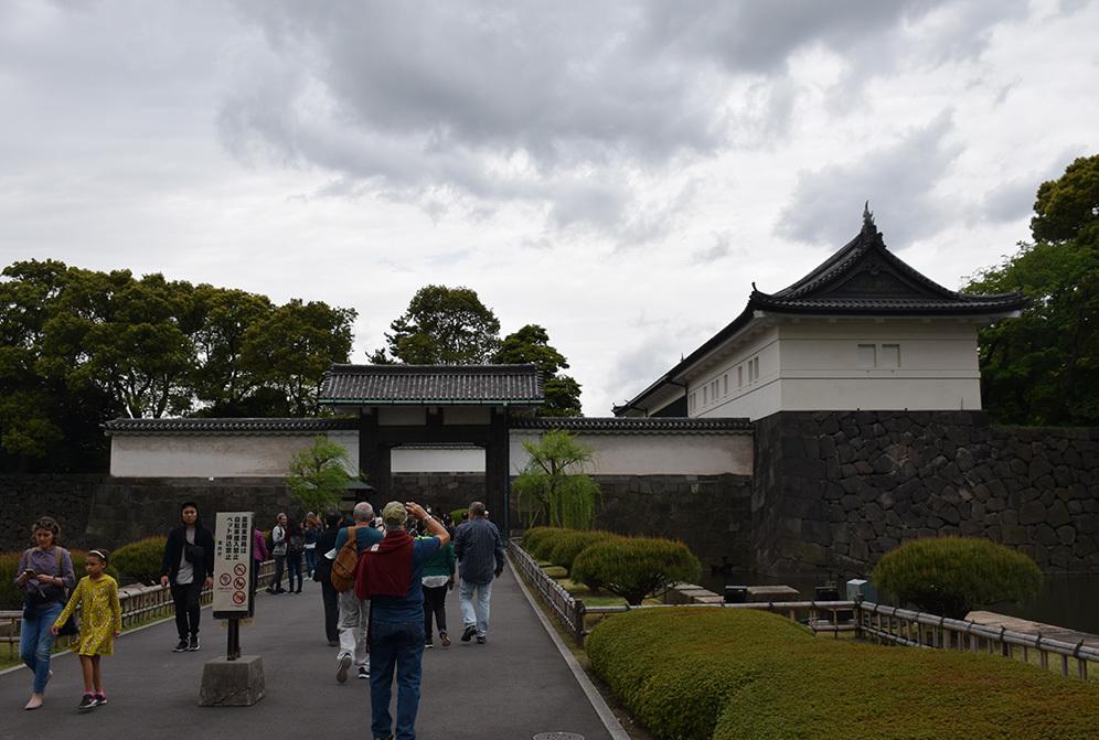 江戸城を歩く。 その5 「三ノ丸~二の丸」_e0158128_18160342.jpg