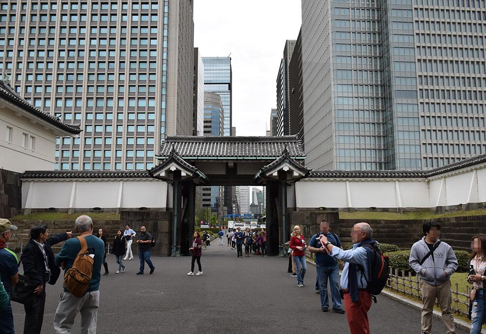 江戸城を歩く。 その5 「三ノ丸~二の丸」_e0158128_18225535.jpg