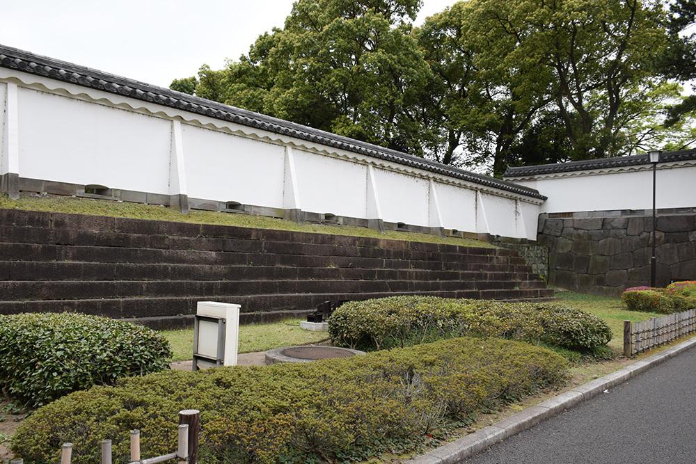 江戸城を歩く。 その5 「三ノ丸~二の丸」_e0158128_18225816.jpg