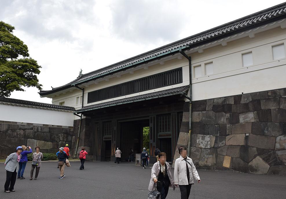 江戸城を歩く。 その5 「三ノ丸~二の丸」_e0158128_18230142.jpg