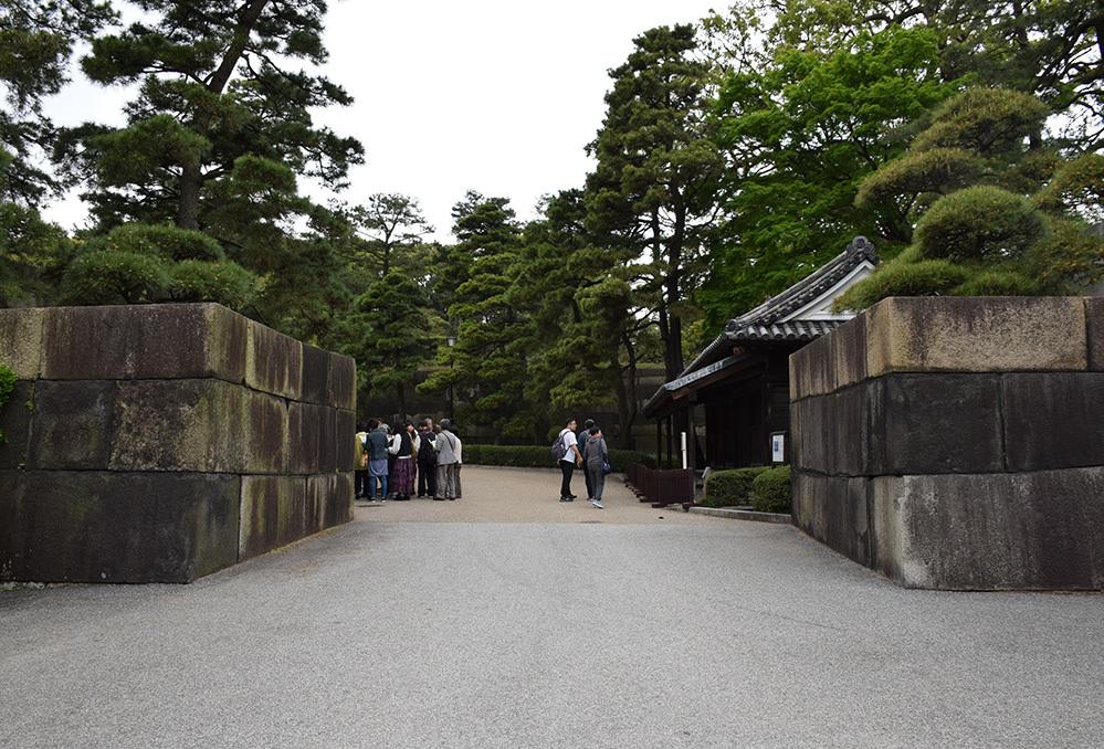 江戸城を歩く。 その5 「三ノ丸~二の丸」_e0158128_18255286.jpg