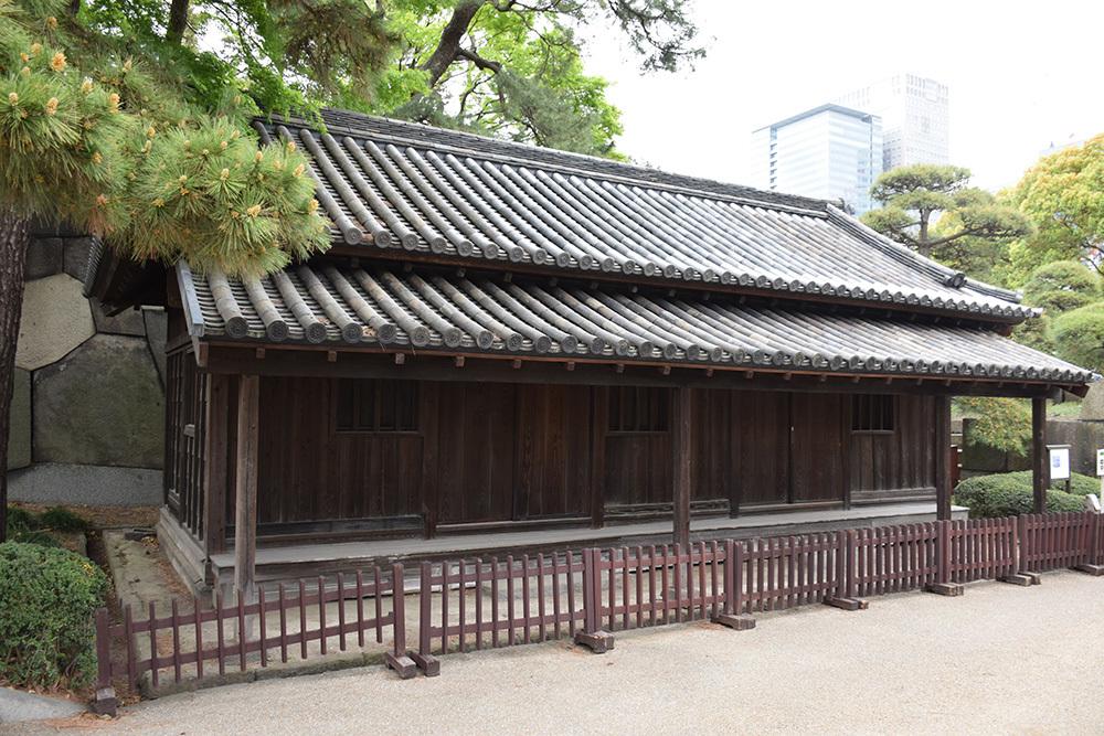 江戸城を歩く。 その5 「三ノ丸~二の丸」_e0158128_18300960.jpg