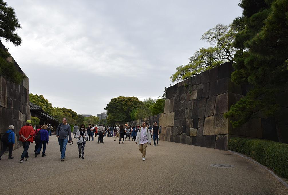 江戸城を歩く。 その5 「三ノ丸~二の丸」_e0158128_18301326.jpg