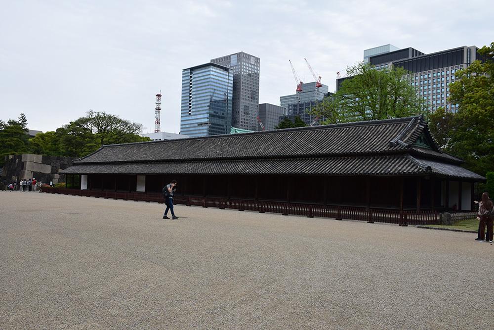 江戸城を歩く。 その5 「三ノ丸~二の丸」_e0158128_18352592.jpg