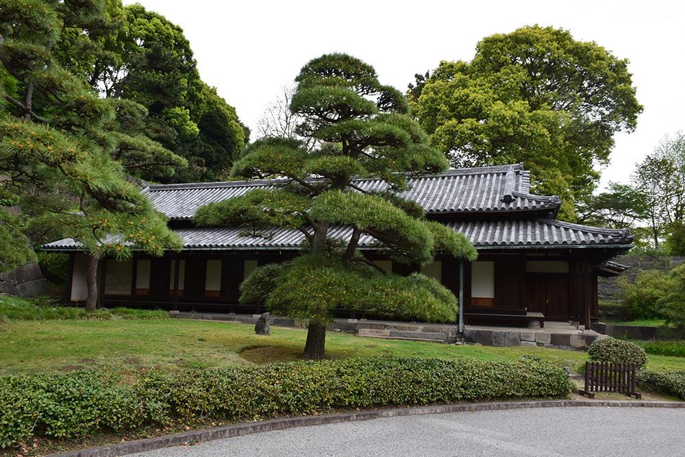 江戸城を歩く。 その5 「三ノ丸~二の丸」_e0158128_18391658.jpg