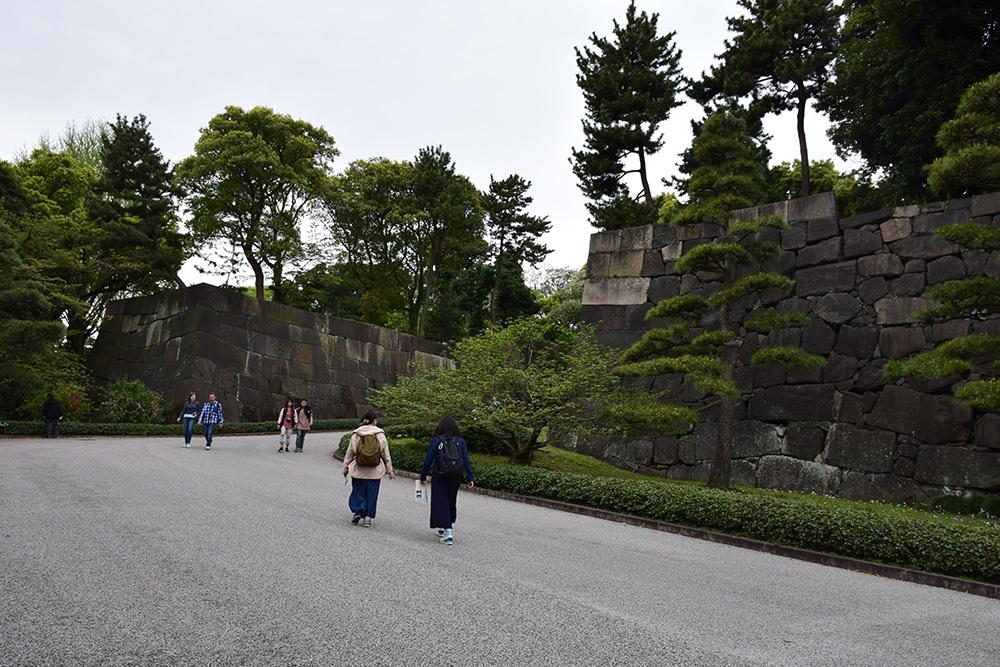 江戸城を歩く。 その5 「三ノ丸~二の丸」_e0158128_18401442.jpg