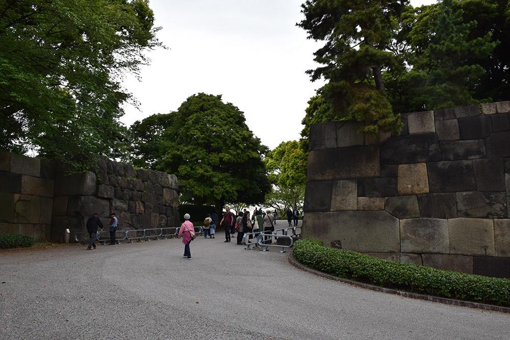 江戸城を歩く。 その5 「三ノ丸~二の丸」_e0158128_18412611.jpg