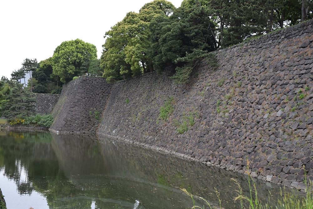 江戸城を歩く。 その5 「三ノ丸~二の丸」_e0158128_18483262.jpg