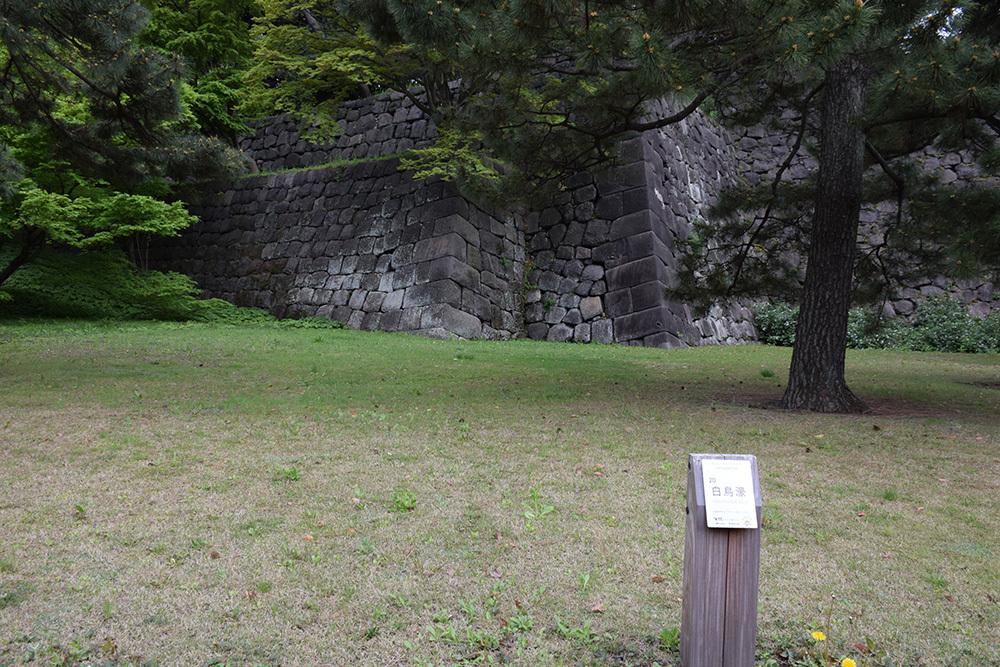 江戸城を歩く。 その5 「三ノ丸~二の丸」_e0158128_18483615.jpg