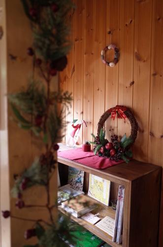 クリスマス飾り~(*^^)v_b0207642_13184247.jpg