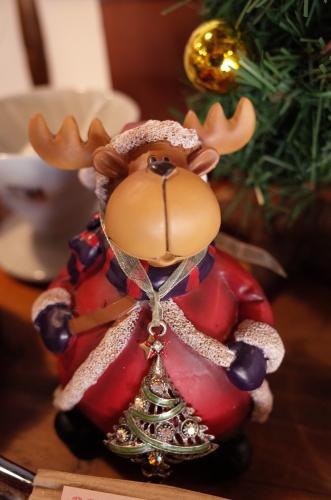 クリスマス飾り~(*^^)v_b0207642_13191378.jpg