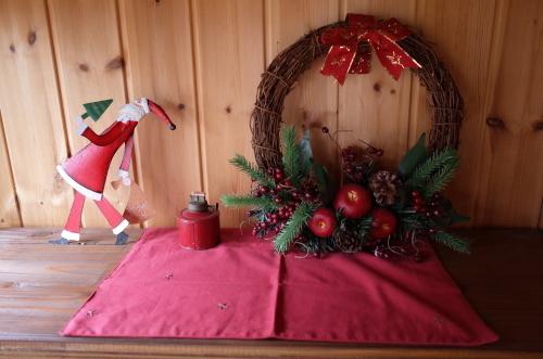 クリスマス飾り~(*^^)v_b0207642_13212979.jpg