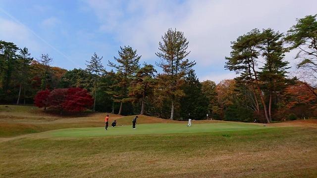 第26回 梶岡建設ジュニアゴルフ月例競技会_f0151251_09185140.jpg