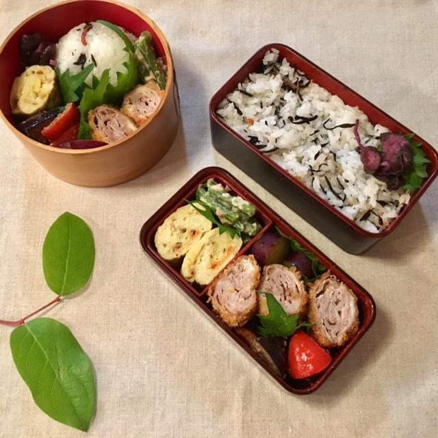 lunch box  冷蔵庫の整理_a0165160_14581719.jpg