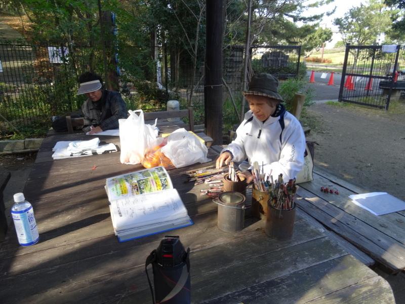 イベント準備・・・うみべの森_c0108460_17082033.jpg