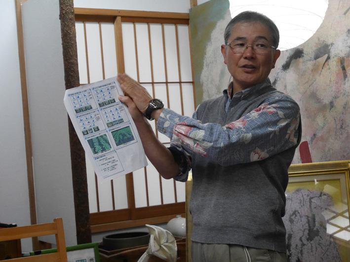 出展3本がそろったで賞受賞:第4回鎌倉大根収穫祭11・24_c0014967_09414595.jpg