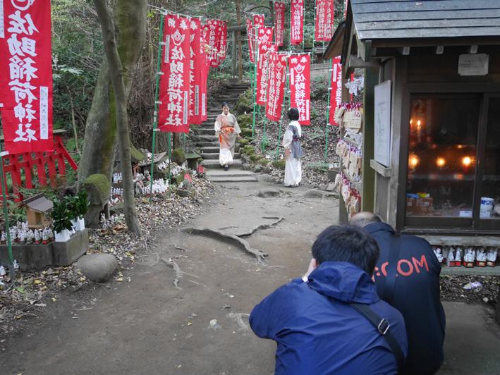 出展3本がそろったで賞受賞:第4回鎌倉大根収穫祭11・24_c0014967_09422070.jpg