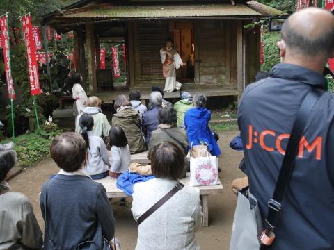 出展3本がそろったで賞受賞:第4回鎌倉大根収穫祭11・24_c0014967_09430848.jpg