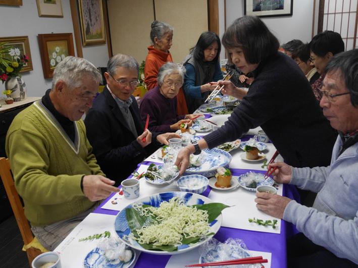 出展3本がそろったで賞受賞:第4回鎌倉大根収穫祭11・24_c0014967_09460338.jpg