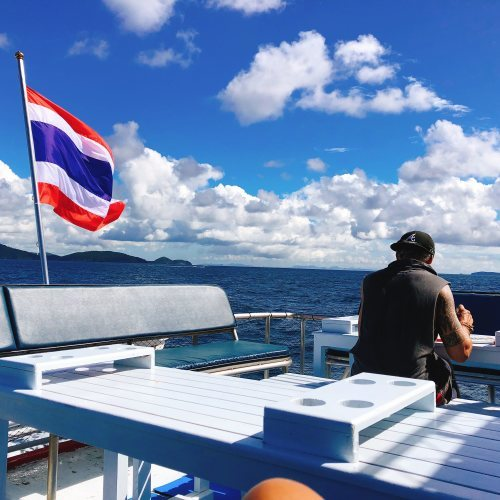Similan Queen ダイビングボート第2弾_f0144385_13095376.jpg