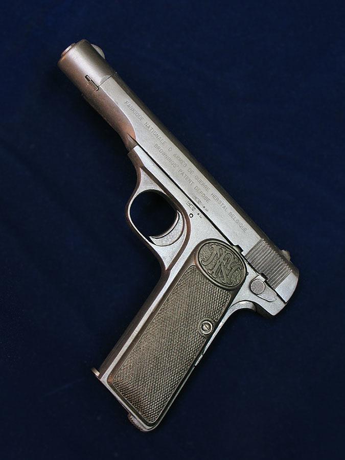 GUNくつ王 ブローニング M1922 ダミーカートモデルガン_f0131995_11454176.jpg