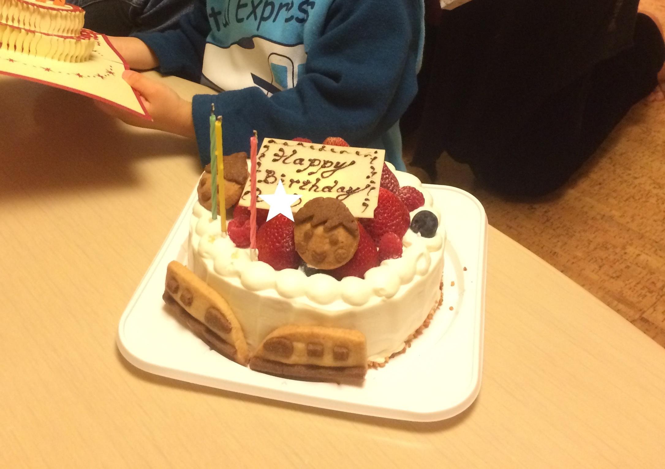 チョコペンで作るシンカリオンのバースデーケーキ&電車のケーキあれこれ色々♪_d0367998_21081075.jpg