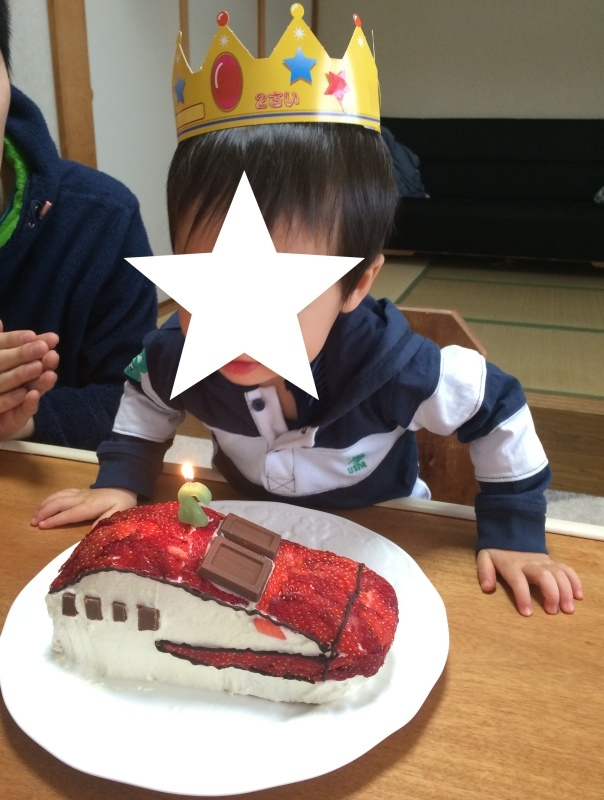 チョコペンで作るシンカリオンのバースデーケーキ&電車のケーキあれこれ色々♪_d0367998_21095129.jpg
