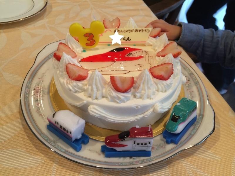 チョコペンで作るシンカリオンのバースデーケーキ&電車のケーキあれこれ色々♪_d0367998_21122608.jpg