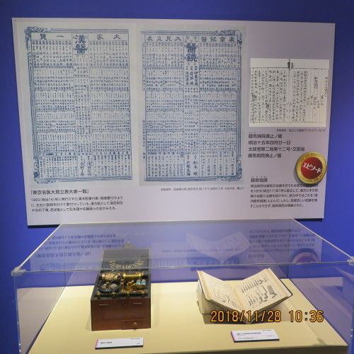日本を変えた千の技術博 を見学 ・ 3_c0075701_19402001.jpg