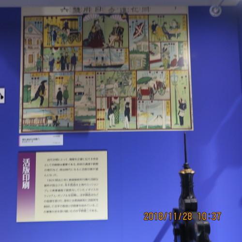 日本を変えた千の技術博 を見学 ・ 3_c0075701_20022262.jpg