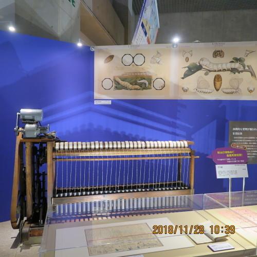日本を変えた千の技術博 を見学 ・ 3_c0075701_20053480.jpg