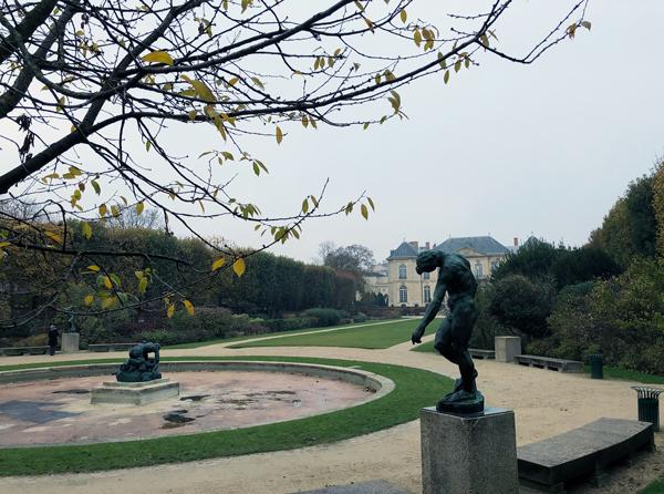 2018初冬パリ&マラケシューロダン美術館②_c0134902_00091583.jpg