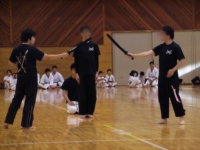 まさに集中力が「ハンパない」 「第8回 富士山武道演武会」_f0141310_07295988.jpg