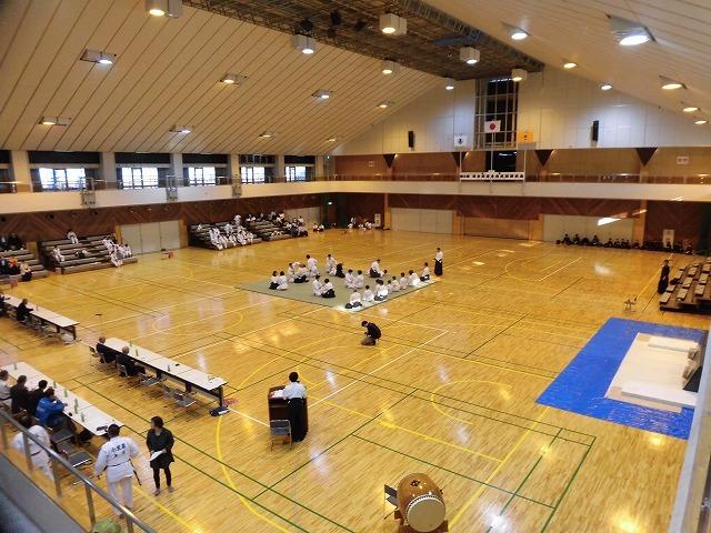 まさに集中力が「ハンパない」 「第8回 富士山武道演武会」_f0141310_07303017.jpg